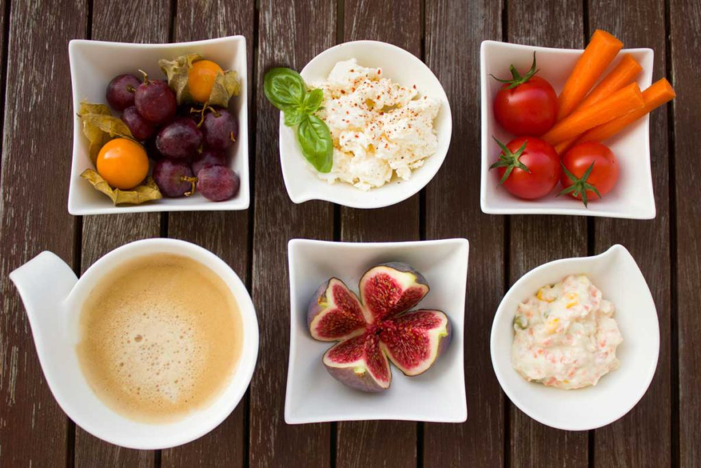 Customers are confused about nutrition - Breakfast options
