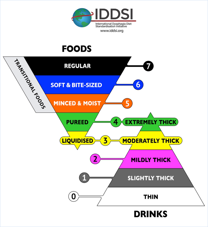 What is IDDSI?